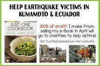 Help Earthquake Victims in Kumamoto Japan and Ecuador