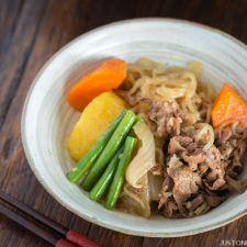 Pressure Cooker Nikujaga | Easy Japanese Recipes at JustOneCookbook.com