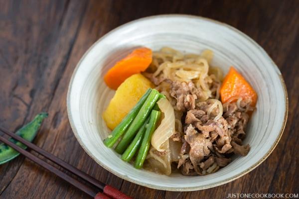 Pressure Cooker Nikujaga   Easy Japanese Recipes at JustOneCookbook.com