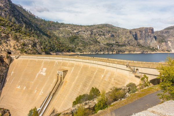 hetch hetchy reservoir | Justonecookbook.com