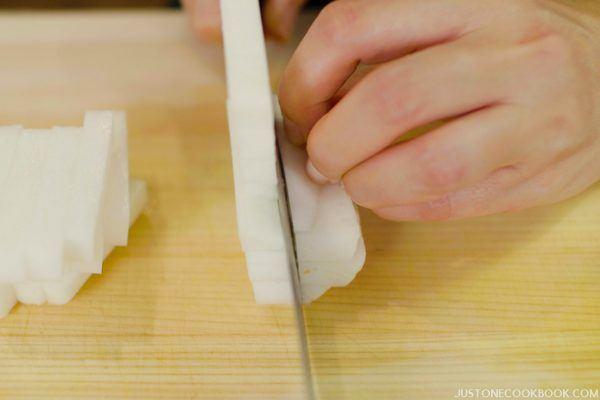 Hyoshigigiri   Japanese Cutting Technique   Easy Japanese Recipes at JustOneCookbook.com