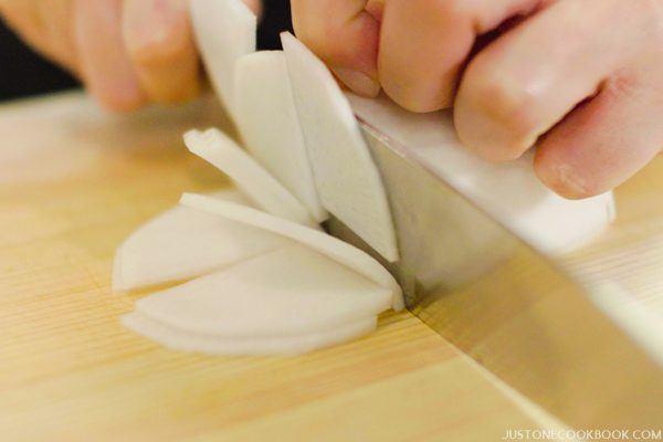 Ichogiri | Japanese Cutting Technique | Easy Japanese Recipes at JustOneCookbook.com