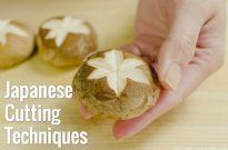 Japanese Cutting Techniques 野菜の切り方