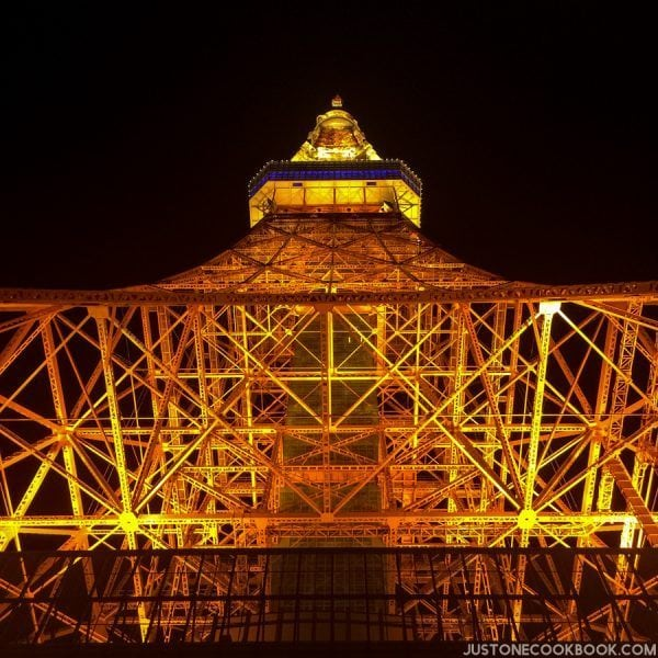 Tokyo Tower | Just One Cookbook