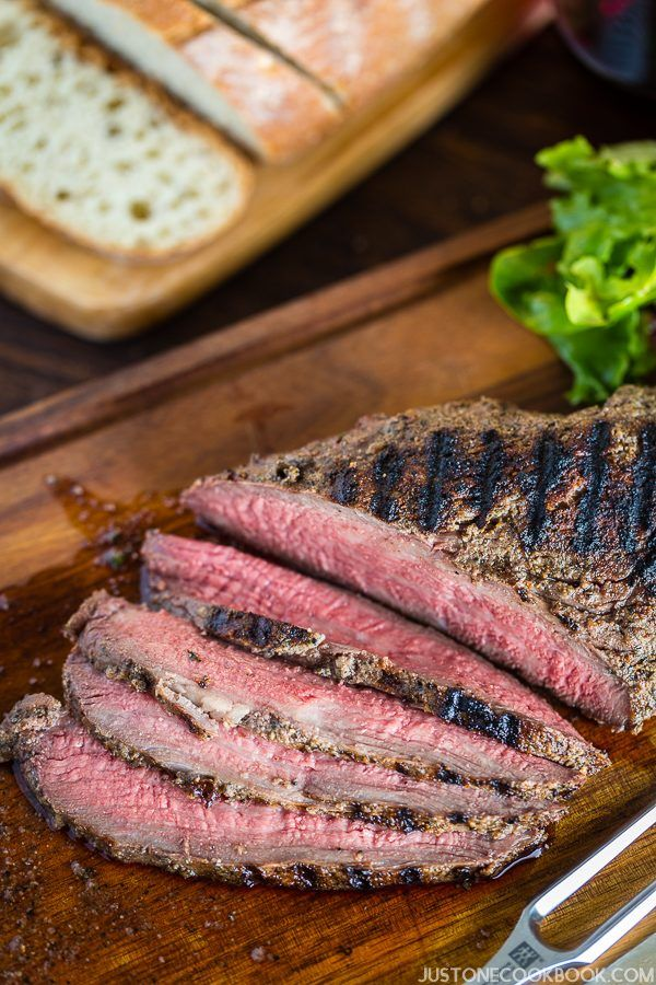 Santa Maria Tri-Tip (Grilling & Sous Vide) | Easy Japanese Recipes at JustOneCookbook.com