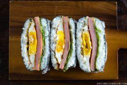 Spam Onigirazu (Spam Musubi Rice Sandwich) | Easy Japanese Recipes at JustOneCookbook.com