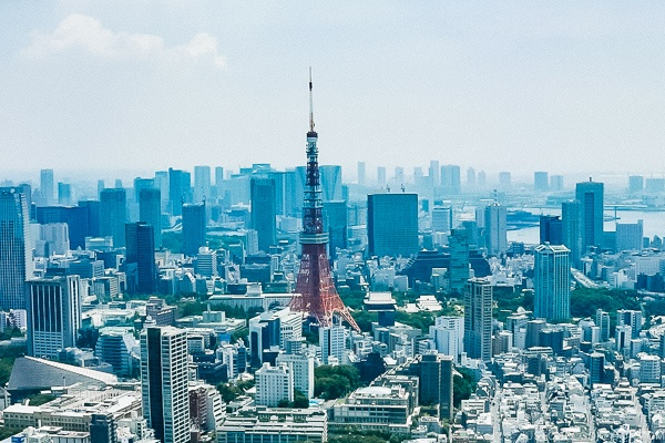 Tokyo Tower Travel Guide | www.justonecookbook.com