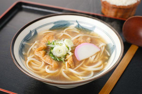 GF Udon Noodle Soup