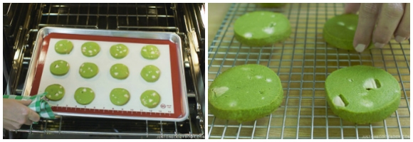 Green Tea Cookies 13
