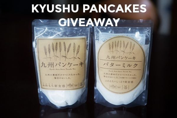 Kyushu Pancake Giveaway