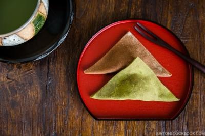 Nama Yatsuhashi (生八ツ橋) - Popular Cinnamon Mochi from Kyoto   Easy Japanese Recipes at JustOneCookbook.com