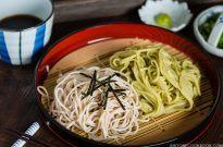 Zaru Soba (Cold Soba Noodles) ざるそば