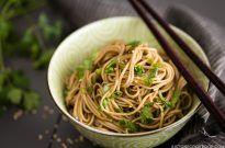 Soba Noodle Salad 蕎麦サラダ