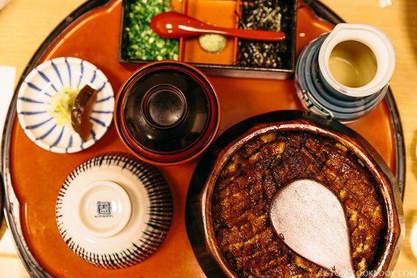 nagoya food atsuta-horai-ken