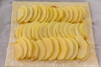 Easy Apple Tart 9