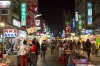 5 Things to Eat at Taiwan Night Market (Travel Vlog)