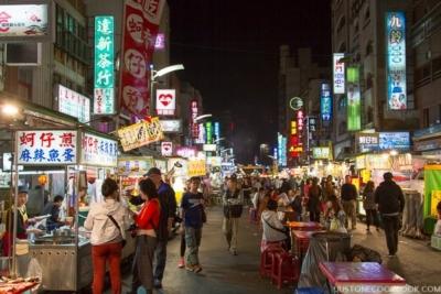 Taiwan Liuhe Night Market 六合夜市 - Travel Vlog | Easy Japanese Recipes at JustOneCookbook.com