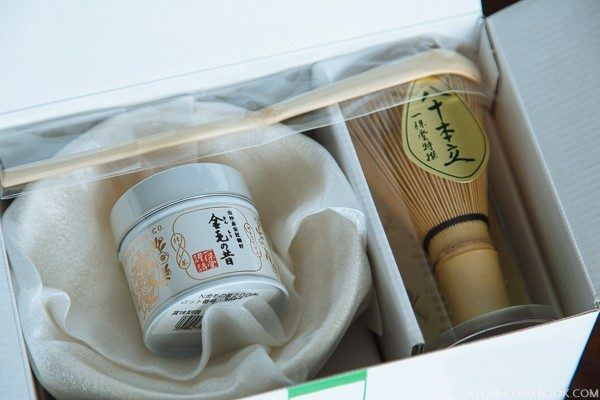 Ippodo Matcha Starter Kit | Easy Japanese Recipes at JustOneCookbook.com