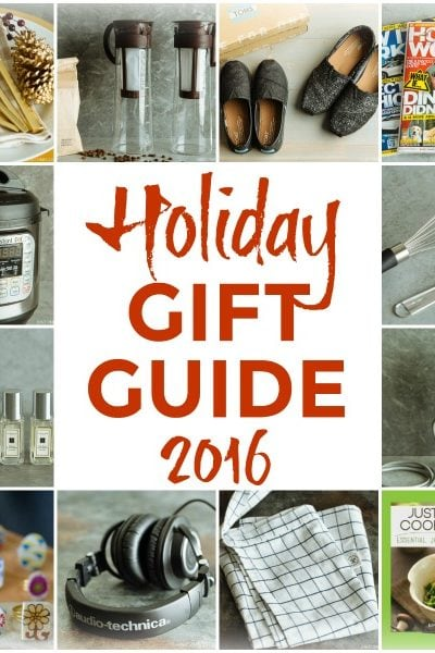 Holiday Gift Guide 2016 | Easy Japanese Recipes at JustOneCookbook.com