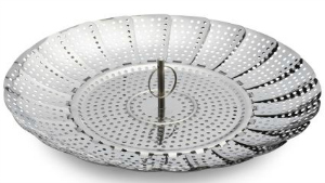 Stainless Steel Steam Basket.