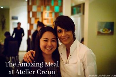 Atelier Crenn | Just One Cookbook.com