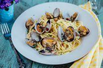 Clam Pasta ボンゴレ