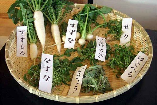 Nanakusa (Japanese 7 Herbs) | Easy Japanese Recipes at JustOneCookbook.com