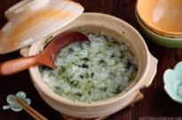 Nanakusa Gayu (Seven Herb Rice Porridge) 七草粥