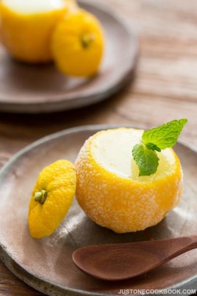 Yuzu Sorbet | Easy Japanese Recipes at JustOneCookbook.com