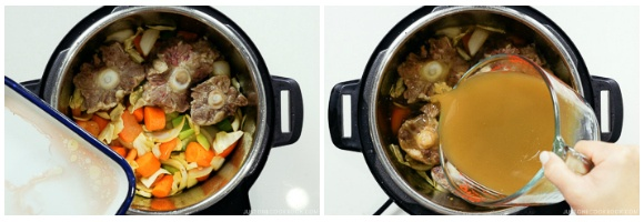 Pressure Cooker Oxtail Soup NEW 10