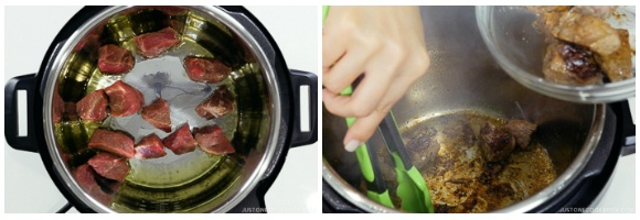Pressure Cooker Oxtail Soup NEW 8