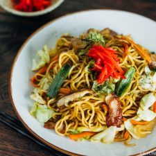 Yakisoba (Japanese Stir Fry Noodles) 焼きそば | Easy Japanese Recipes at JustOneCookbook.com