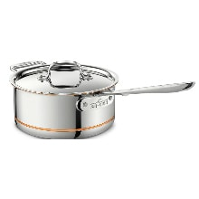 All-Clad 3QT Saucepan