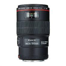 Canon EF 100mm f2.8L Macro Lens