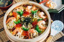 Chirashi Sushi 五目ちらし寿司