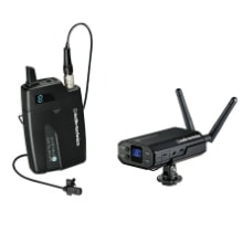 Portable Camera Mount Wireless Lavalier System