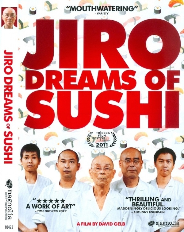 jiro dreams of sushi japanese movie to watch