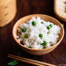 Mame Gohan (Green Pea Rice) 豆ご飯 | Easy Japanese Recipes at JustOneCookbook.com
