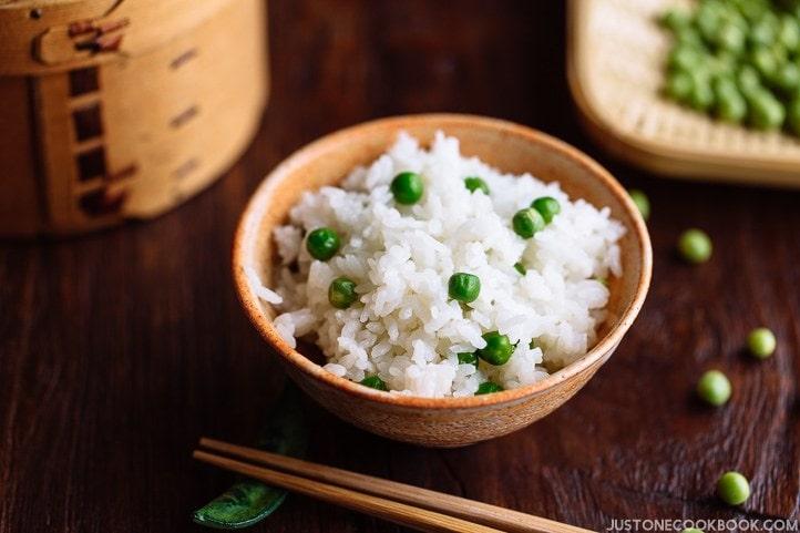 procedure how to cook rice