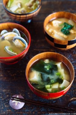 Miso Soup (味噌汁) | Easy Japanese Recipes at JustOneCookbook.com