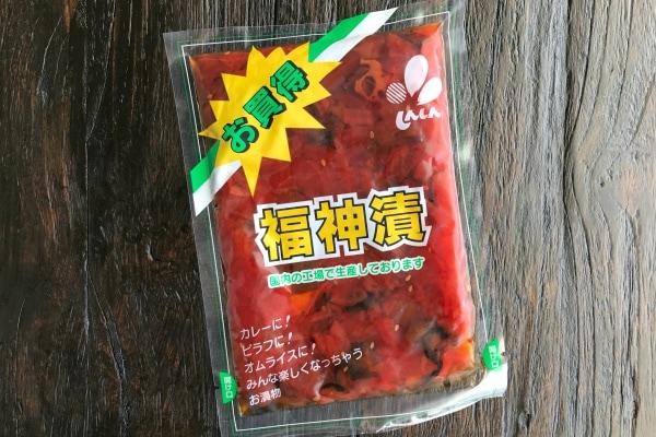 Fukujinzuke