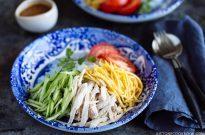 Honey Sesame Shirataki Noodles