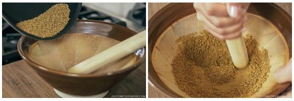 Shirataki Sesame Noodles 7