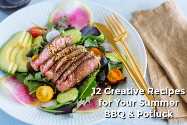 12 Creative Recipes for Your Summer BBQ & Potluck 722
