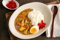 Japanese Chicken Curry チキンカレー