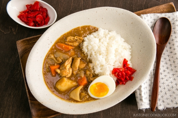 Japanese Chicken Curry チキンカレー • Just One Cookbook