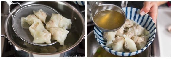 Shrimp and Pork Wonton Soup 13