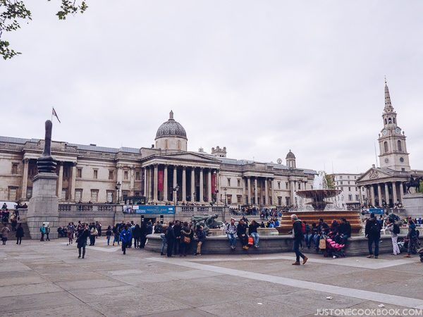 London Travel Guide - Day 3 | JustOneCookbook.com