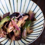 Shibazuke Pickles 柴漬け | Easy Japanese Recipes at JustOneCookbook.com