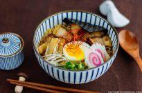 Spicy Shoyu Ramen スパイシー醤油ラメーン